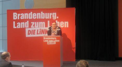 Rede auf dem Landesparteitag der LINKEN in Brandenburg zum Antrag zur Flüchtlings- und Integrationspolitik