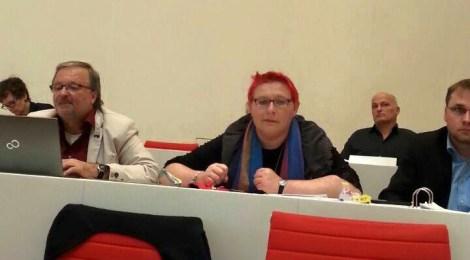 Rede im Landtag zum Bleiberecht für Opfer rechter Straftaten
