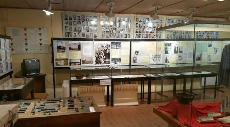Gedenkorte: Gedenkstätten und Museum des KZ-Außenlagers Lieberose/Jamlitz