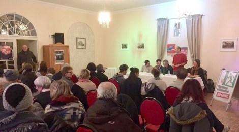 """Kurzbericht der Veranstaltung """"Fluchtursachen am Beispiel afghanischer Flüchtlinge"""""""