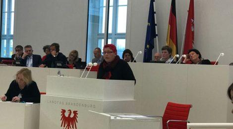"""Rede zum Antrag """"Einrichtung einer Beratungsstelle bei der Integrationsbeauftragten"""""""