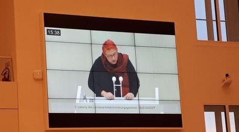 Rede zu den Anträgen von AfD und CDU zu unbegleiteten minderjährigen Flüchtlingen