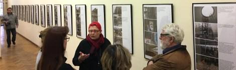 Fotoausstellung zur Reise in die Speerrzone von Tschernobyl eröffnet