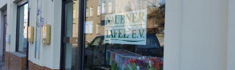 Besuche im Wahlkreis: Polizeiinspektion Havelland und Nauener Tafel