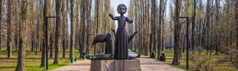 Ein Besuch am Schauplatz eines unfassbaren Verbrechens: Babyn Yar, Kiew