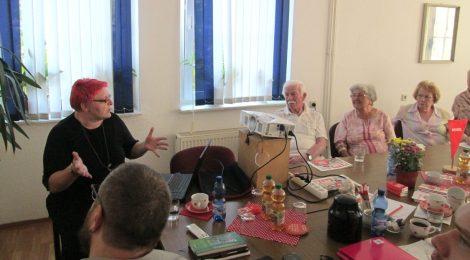 Kurzbericht: Diskussion in Ludwigsfelde zur Situation der Minderheiten im Nordirak