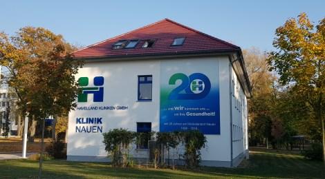 Gespräch mit dem Geschäftsführer der Havelland-Kliniken zur Zukunft der Geburtsstation in Nauen