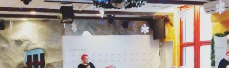 Rede beim forum demokratischer sozialismus in Berlin