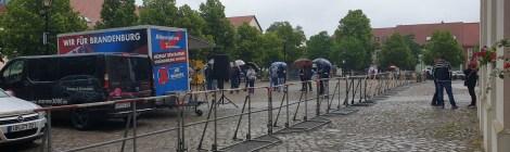 Nachgefragt: Fremdenfeindliche und neonazistische Aktivitäten in Brandenburg im 1. Quartal 2020 – Ausführliche Auswertung mit Übersichten