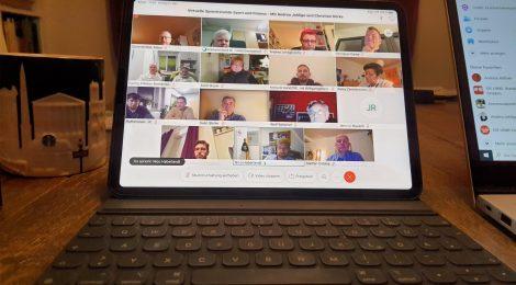Virtuelle Sprechstunde mit Akteur*innen aus Sport und Fitness – Gezielte Hilfe notwendig