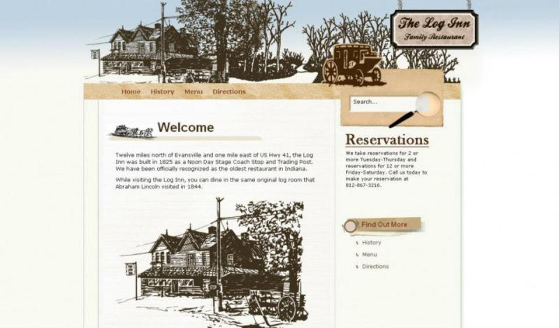 log inn screenshot