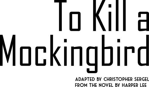To Kill a Mockingbird Logo