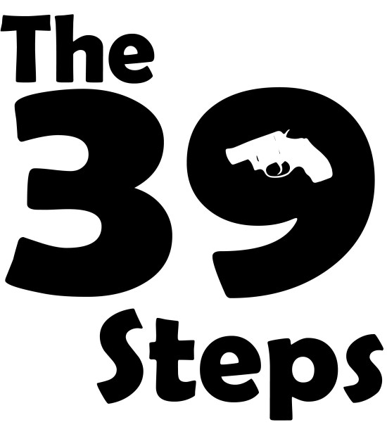 39 steps logo