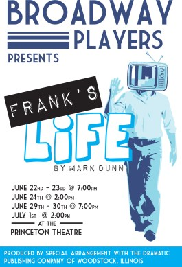 Frank's Life poster