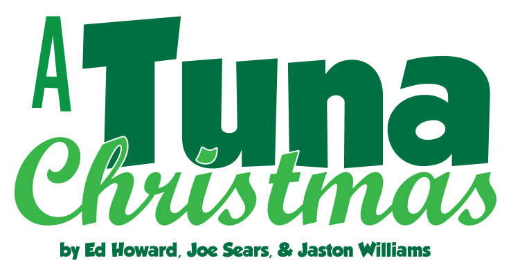 A Tuna Christmas logo