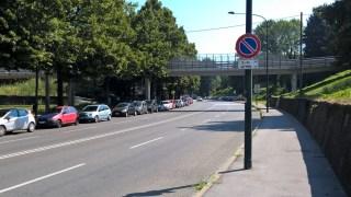 Corso Appio Claudio - Divieto di sosta 03