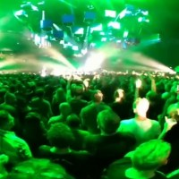 Metallica Live 360° in Amsterdam 4 Sep 2017 - Sad But True - VIDEO