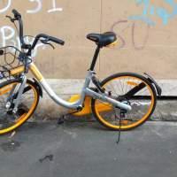 Le mie prime impressioni sui nuovi servizi di bike sharing a Torino: oBike e Gobee.bike