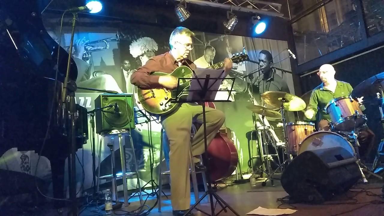 TJF2018 Tessarollo Moroni Quartet – Big Blues (Jim Hall) – Live al Jazz Club Torino, 26 aprile 2018 – VIDEO
