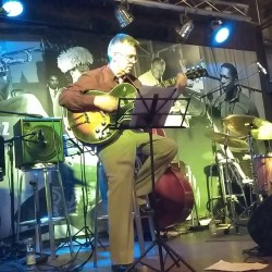 TJF2018 Tessarollo Moroni Quartet - Big Blues (Jim Hall) - Live al Jazz Club Torino, 26 aprile 2018 - VIDEO