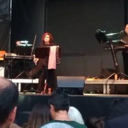 Antonella Ruggiero - Impressioni di settembre - Torino Parco commerciale Dora, 8 luglio 2018 - VIDEO