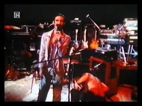 [FULL] Frank Zappa – We Don't Mess Around – Circus Krone Munchen 1978 (YouTube)