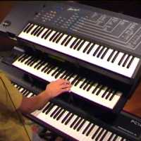 """Me playing Depeche Mode """"Everything Counts"""" 101 version (YouTube)"""