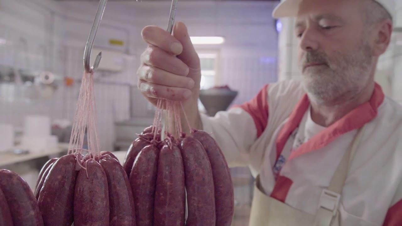 Come si fanno il bodeun, la mocetta e il lardo in Valle d'Aosta – Segor (YouTube)