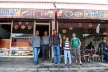 Original Aleppo Café in Gaziantep ©Andrea Backhaus
