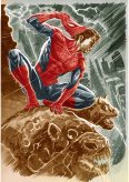 SPIDERMAN by Massimo Cipriani (only colors)