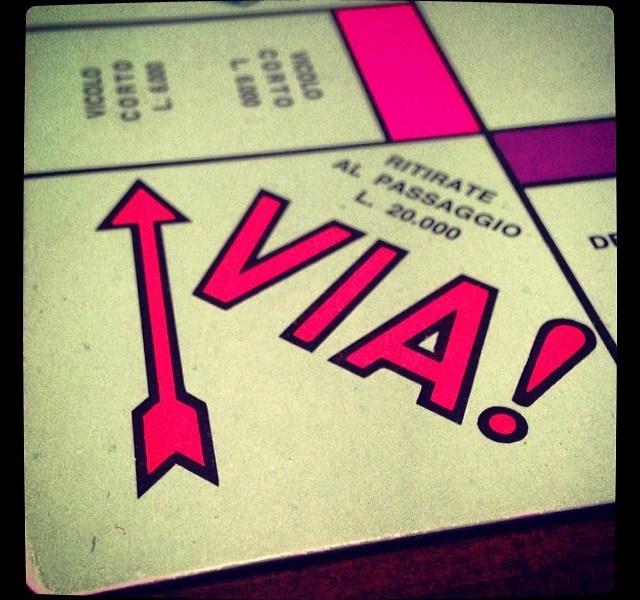 Ripartiamo dal ViA(E)