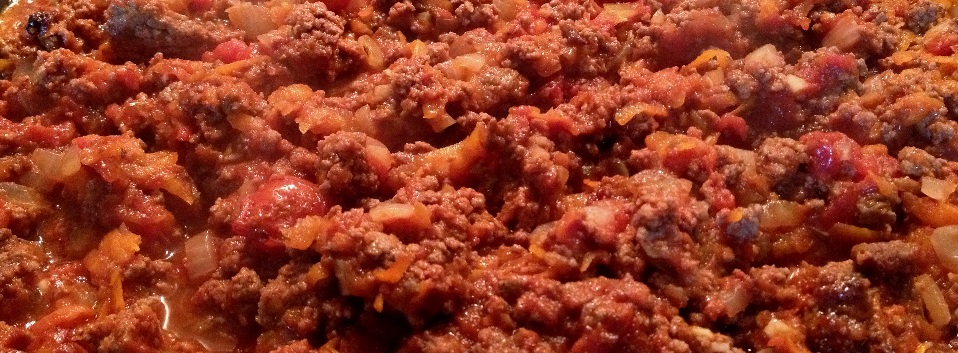 Heather's Bolognese