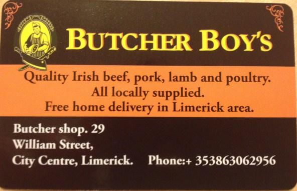 Butcher boys 1