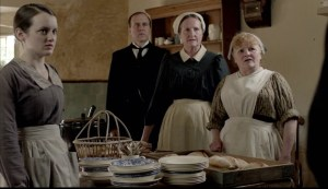 I am a big Downton Abbey fan!