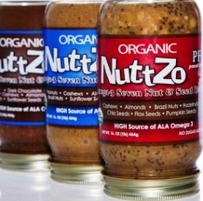 Nuttzo range - delicious