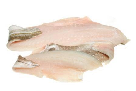 Cod fillets