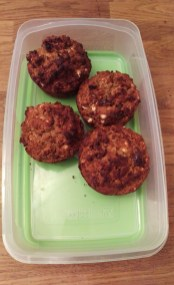 Coffee-date recovery muffins 2