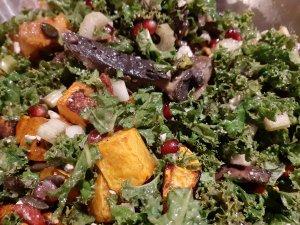 The tastiest salad ever!
