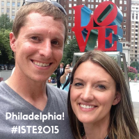 ISTE Part 1: Sightseeing, Uber, and Conference Tips!