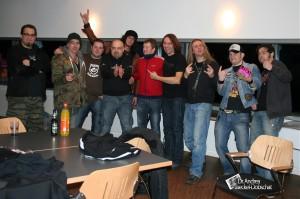 Motorjesus und J.B.O. - Illingen 2010