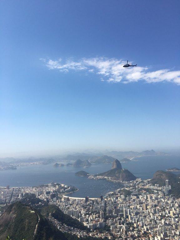 rio de janeiro brazil city view