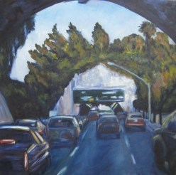110 to Pasadena by Andrea LaHue