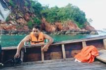 Wisatawan dari India!