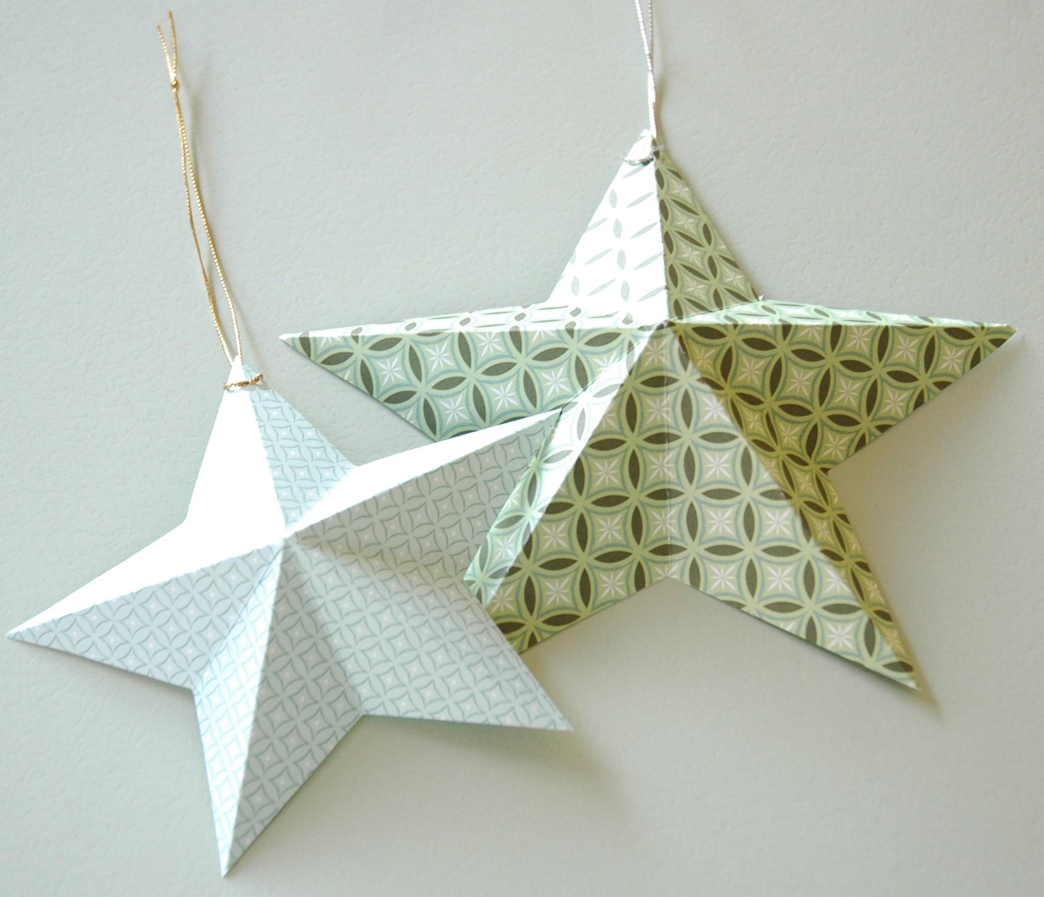 3d star pattern design patterns