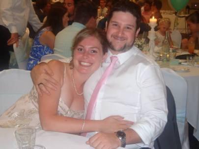 Chloe & Shane - got engaged on NYE!