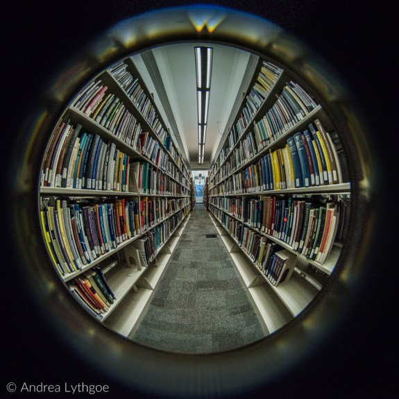 USU Library stacks-1