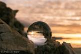 Lens ball at Great Salt Lake-2