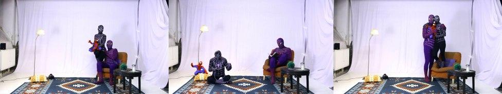 Canvas Spider Episode1
