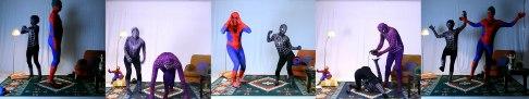 Canvas Spider Episoden