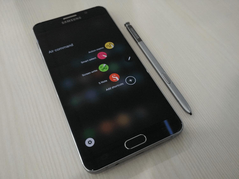 Rejeki Awal Tahun: Galaxy Note 5!